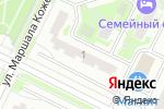 Схема проезда до компании РУСАГО в Москве