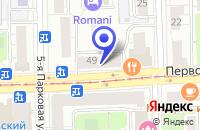 Схема проезда до компании ТОРГОВО-СЕРВИСНАЯ КОМПАНИЯ КОМПАНИЯ ДВК в Москве