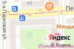 Схема проезда до компании Незабываемый подарок в Москве