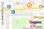 Схема проезда до компании Удачная покупка в Москве