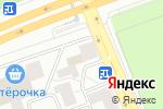 Схема проезда до компании АНА Принт в Москве