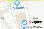 Схема проезда до компании Решим вопрос в Москве