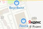 Схема проезда до компании Юта-nails в Москве