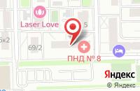 Схема проезда до компании Слайд в Москве