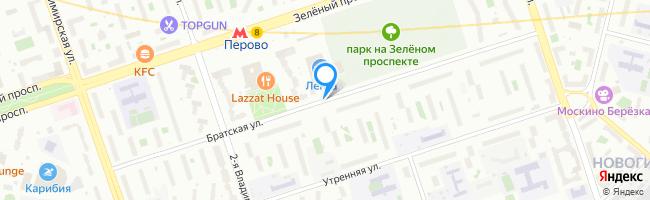 Братская улица
