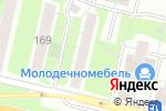 Схема проезда до компании Сервис-Комплект в Москве
