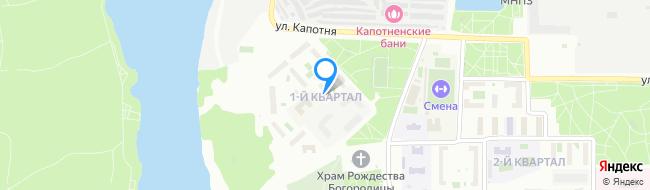 квартал Капотня 1-й