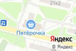 Схема проезда до компании Единая цена в Москве
