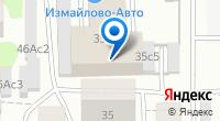 Компания Измайлово-Авто на карте