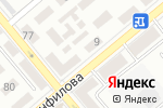 Схема проезда до компании Ключ здоровья в Донецке