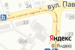 Схема проезда до компании Буфет в Донецке