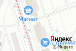 Схема проезда до компании Юнион лайн в Москве
