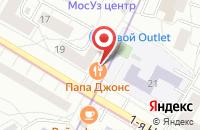 Схема проезда до компании Информационное Агентство Миа-2001 в Москве