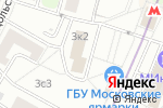 Схема проезда до компании Региональный Финансовый Лидер в Москве