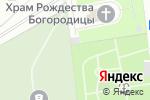 Схема проезда до компании Капотненское кладбище в Москве
