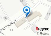 Новороссийский линейный отдел МВД России на транспорте на карте