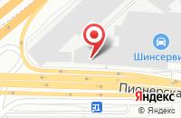 Схема проезда до компании ЗЭТНЕТ в Королёве