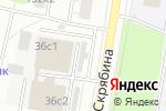 Схема проезда до компании Prodiag в Москве