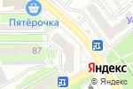 Схема проезда до компании Сообщество Застройщиков Новороссийска в Новороссийске