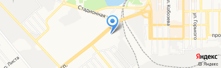 Банкомат Альфа-Банк на карте Донецка