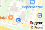 Схема проезда до компании Седьмой Континент в Москве