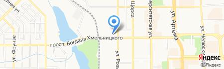 Lederfix на карте Донецка