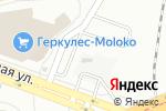 Схема проезда до компании Донецкая топливная компания в Донецке