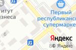 Схема проезда до компании Документ Центр в Донецке