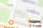 Схема проезда до компании Тепловелл в Москве