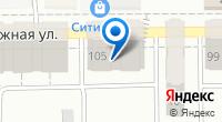 Компания Биос на карте