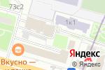 Схема проезда до компании МиассМебель-Центр, ЗАО в Москве