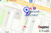 Схема проезда до компании АПТЕЧНЫЙ ПУНКТ КАМРОМЕД в Москве