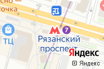 Схема проезда до компании Комиссионный магазин антиквариата и электроники в Москве