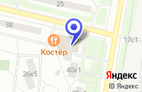 Схема проезда до компании САЛОН МЕБЕЛЬНАЯ ФАБРИКА ДОБРЫЙ СТИЛЬ в Москве