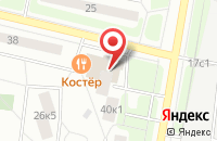 Схема проезда до компании Мебельтакс в Москве