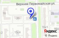 Схема проезда до компании ТРАНСПОРТНАЯ КОМПАНИЯ ТИРАС в Москве