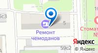 Компания Айликон на карте