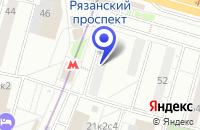 Схема проезда до компании МОЯ ЛЮБИМАЯ АПТЕКА в Москве