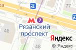 Схема проезда до компании Центр скупки и ремонта телефонов и цифровой техники в Москве