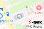 Схема проезда до компании Медицинский колледж №3 в Москве