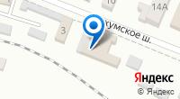 Компания Противопожарный сервис на карте