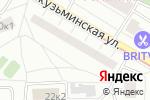 Схема проезда до компании Новая жизнь в Москве