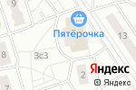 Схема проезда до компании Магазин товаров для шитья в Москве