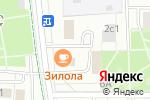 Схема проезда до компании Трэш авто в Москве