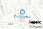 Схема проезда до компании Глазурь в Москве