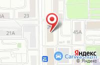 Схема проезда до компании Пресса Магазин Интернэшнл в Москве