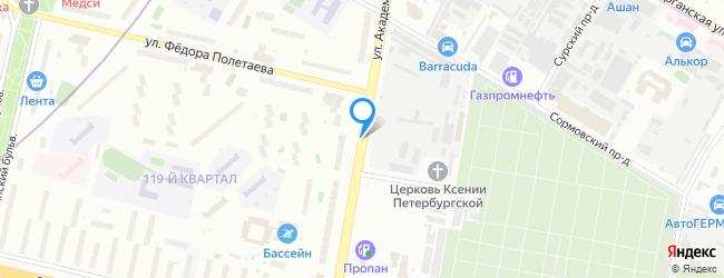 улица Академика Скрябина