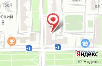 Схема проезда до компании Издательство Илекса в Москве