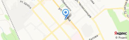 КомИнТех на карте Донецка