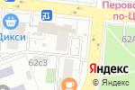 Схема проезда до компании Cуперманипулятор в Москве